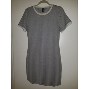 H&M size 14 Ribbed Bodycon Dress
